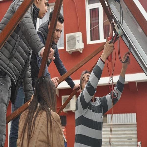 شراكة م ت ط م- بريق21: تكوين في الطاقة الشمسية الكهروضوئية لصالح 15 مهندس و تقني سامي