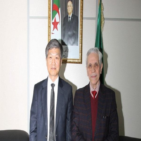 Chitour évoque la coopération bilatérale avec l'ambassadeur de la Corée du Sud