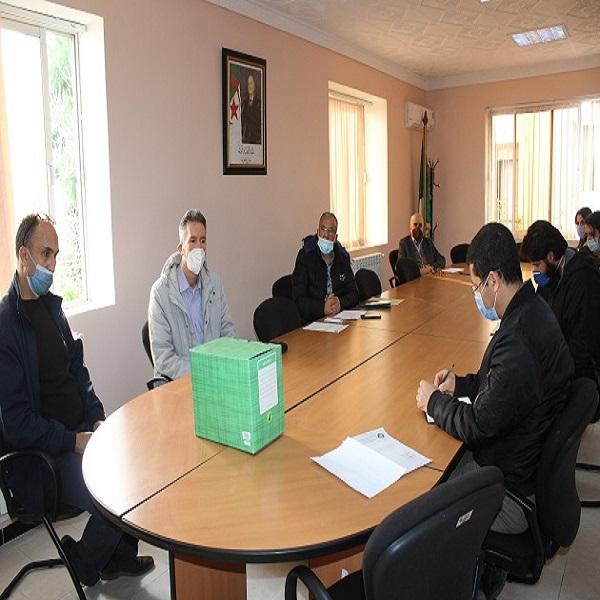 Installation du comité d'éthique et de déontologie de l'EPST-CDER