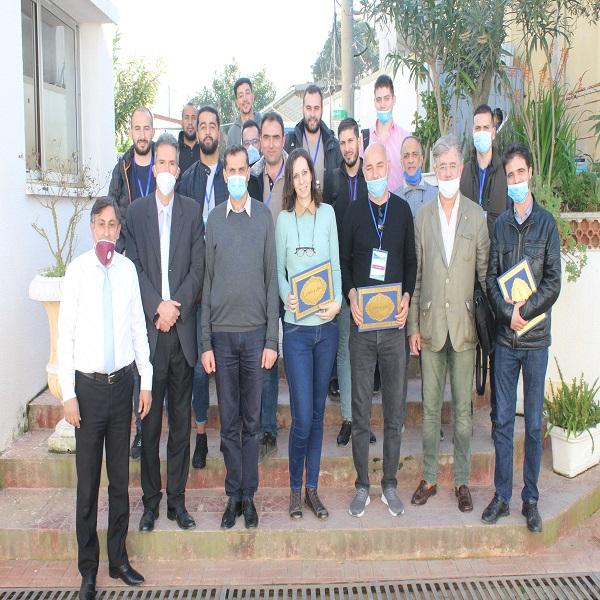 Clôture de la première session 2021 de la formation sur l'énergie solaire photovoltaïque « Dimensionnement, Installation et Maintenance »