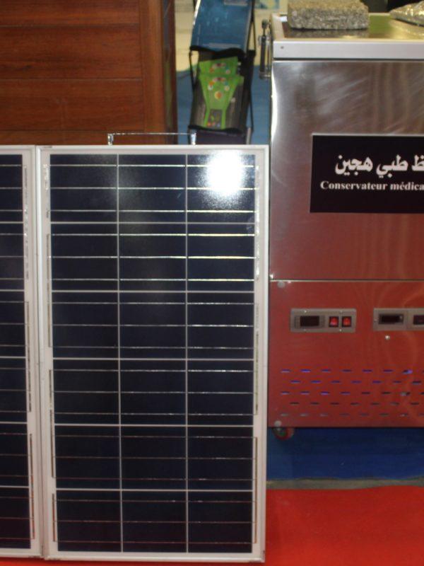 Covid-19: projet d'un conservateur médical solaire portatif proposé par le CDER