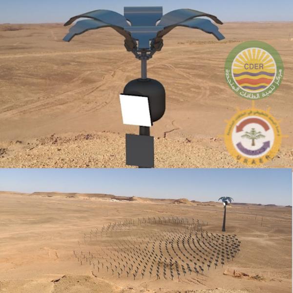 Le CDER lance un avis d'appel d'offres national ouvert avec exigence de capacités minimales pour : Acquisition d'équipements dédiés à la Plateforme Expérimentale en Energies Renouvelables de Ghardaïa -URAER –