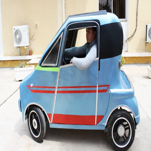 Retour sur la voiture électrique DZ