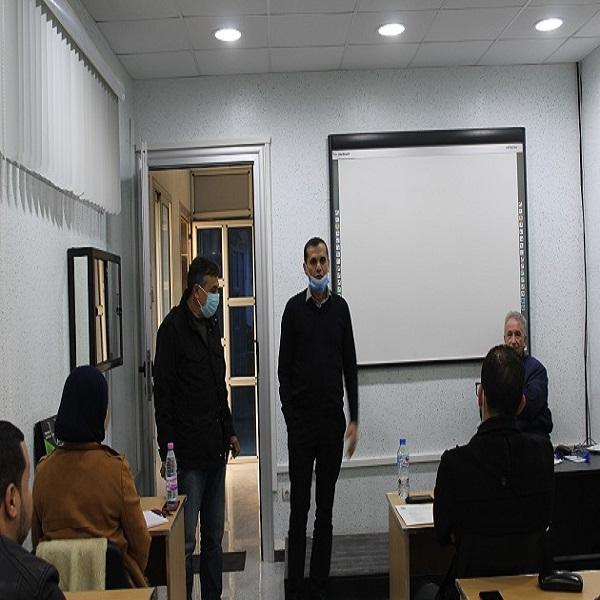 Session 2 : Début de formation sur l'Energie Solaire Photovoltaïque : Dimensionnement, Installation et maintenance