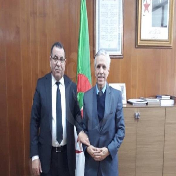 Emploi-ENR: Djaboub s'entretient avec Chitour sur le partenariat entre les deux secteurs