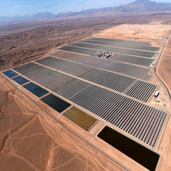 Énergies renouvelables : «Desertec n'a pas vu le jour à cause de son coût»